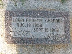 Lorri Annette Gardner