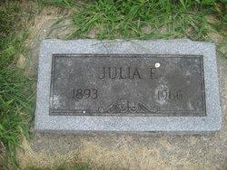 Julia Frances <i>Miller</i> Wees