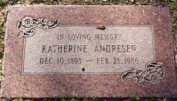 Katherine <i>Beck</i> Andresen