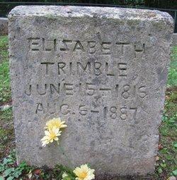 Elizabeth <i>Rector</i> Trimble