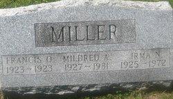 Francis O Miller