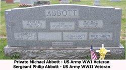 Sgt Philip Charles Abbott