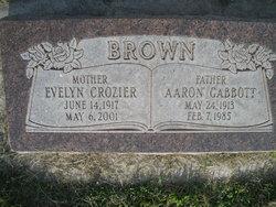 Aaron Gabbott Brown