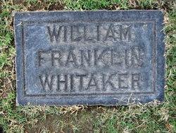 William Franklin Whitaker