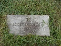 Scott D. Borden