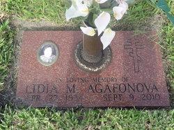 Lidia M. Agafonova