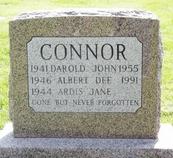 Albert Dee Connor