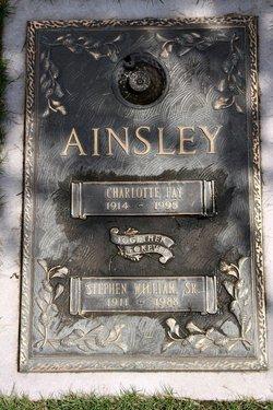 Stephen William Ainsley, Sr