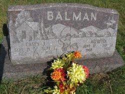 Casey J. Balman