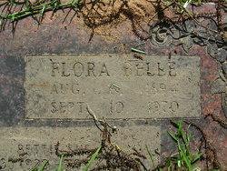 Flora Belle <i>George</i> Allen