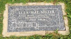 Lula Mae <i>Wright</i> Miller