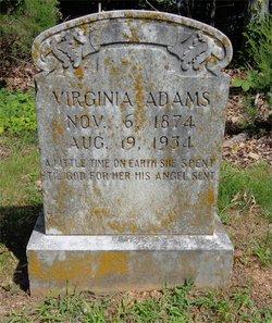 Virginia <i>Oxford</i> Adams