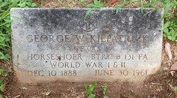 George Washington Kilpatrick, Jr