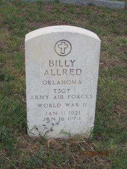 Billy Allred, Jr