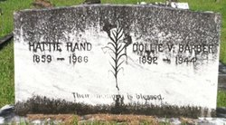 Hattie Hand