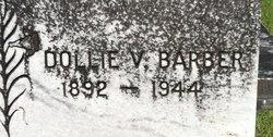 Dollie V. Barber
