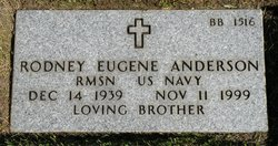 Rodney Eugene Anderson