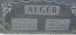 Henry Lincoln Alger
