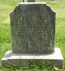 Jerry Faye Swafford
