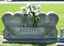 Clarence Willard Bolling, Jr