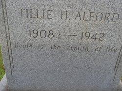 Tillie Katherine <i>Holloway</i> Alford