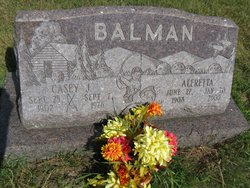 Alfretta <i>Chaplin</i> Balman
