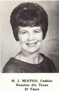 Mary Jane <i>Patton</i> Minton