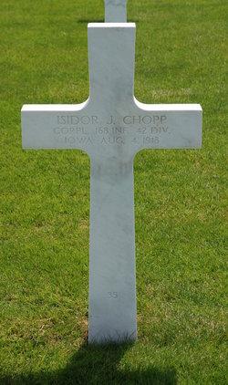 CORP Isidor J Chopp