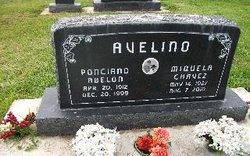 Maria Miquela <i>Chavez</i> Avelino