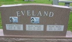 Duane W Bucky Eveland