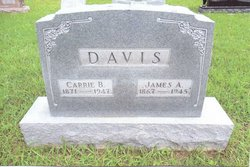 Carrie Bell <i>Dyer</i> Davis
