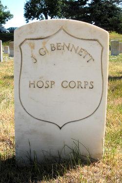 J G. Bennett