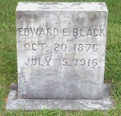Edward E Black