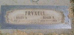 Roald Hilding Fryxell