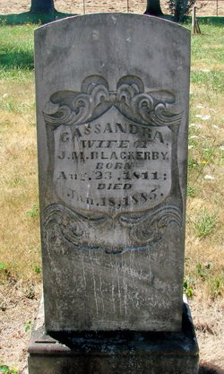 Cassandra <i>Coffey</i> Blackerby