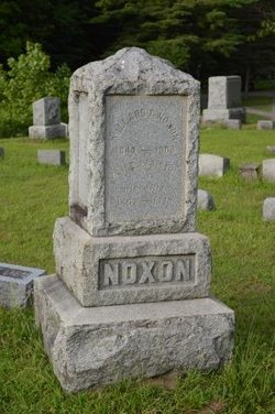 Alice J <i>Bristol</i> Noxon