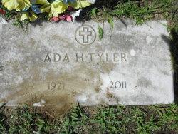 Ada H <i>Harnden</i> Tyler