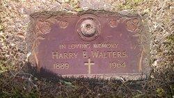 Harry B Walters