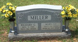 Mary Lu <i>Fuller</i> Miller