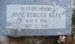 Joyce Rebecca <i>Rusmisel</i> Riley