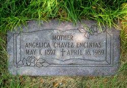 Angelica <i>Chavez</i> Encinias