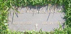 Bessie Mae <i>Whitaker</i> Bandy
