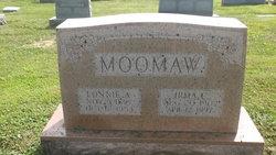 Irma Elizabeth <i>McNeal</i> Moomaw