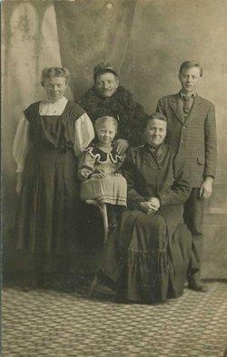 Mabel Maria Henrietta <i>Bohnsack</i> Hammer