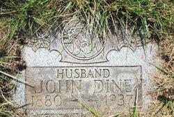 John Jack Dine