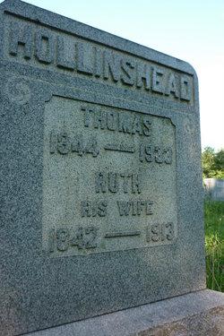 Ruth <i>Palmer</i> Hollinshead