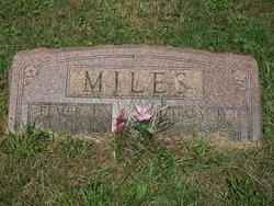 Mary Margaret <i>Kyler</i> Miles
