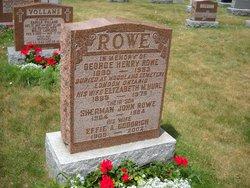 Sherman John Rowe
