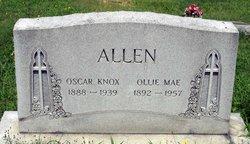 Oscar Knox Allen