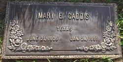 Mary Ethel Gaddis